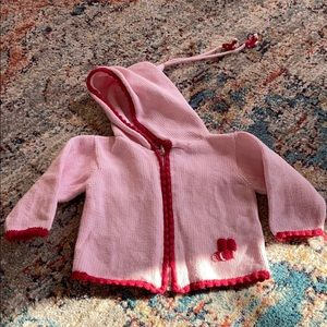Baby Boston Red Sox Sweater
